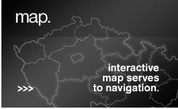 map - interactive map serves to navigation